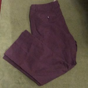 🌺3for $18🌺. Eddie Bauer Size18 Brown Pants